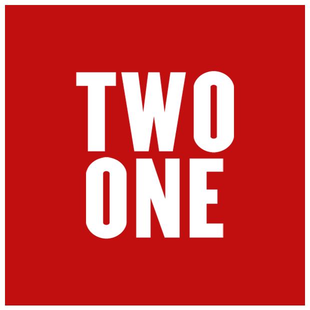 thumbnail_Two_One_logo_punane